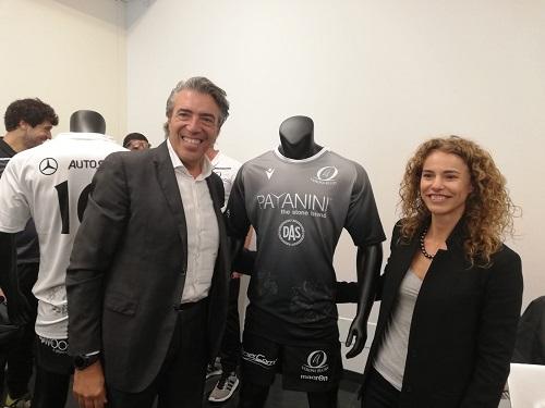 Das, partnership con il Verona Rugby: borse di studio agli atleti Under 16 e Under 18