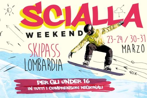 Sci, regione Lombardia: skipss gratis per gli under 16 negli ultimi due weekend di marzo