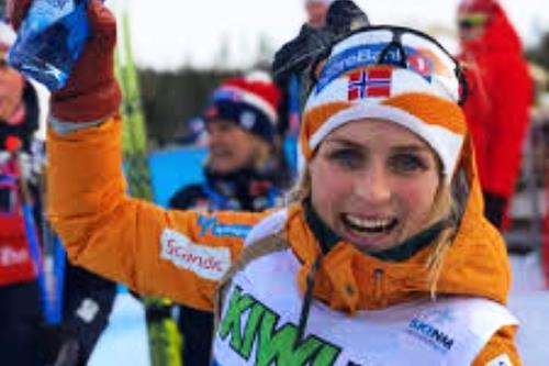 Sci nordico, Mondiali: terzo ora per la norvegese Johaug