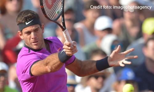Tennis: US Open, Del Potro ai quarti: avanti anche Serena