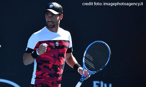 Tennis: Fognini da urlo, è in semifinale a Pechino