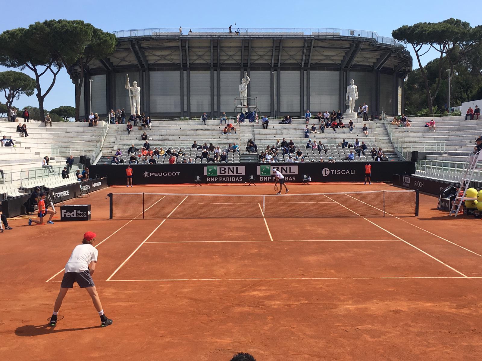 Tennis - Sinner fuori al secondo turno, a Madrid resta solo Berrettini