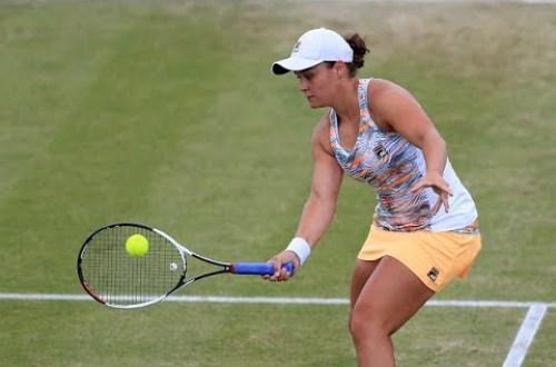 Tennis, la classifica WTA aggiornata al  7 ottobre 2019