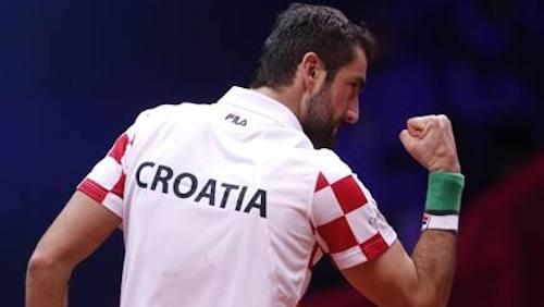 Coppa Davis, Croazia campione