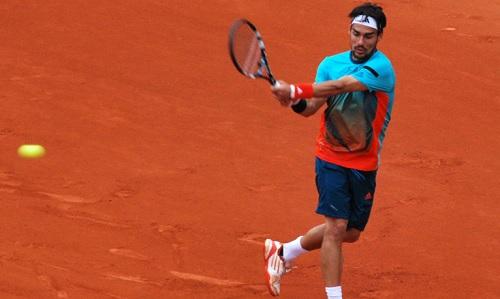 Tennis, Internazionali Roma 2019: Fognini c'è!