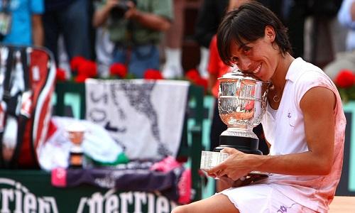 Tennis, Schiavone saluta il tennis: