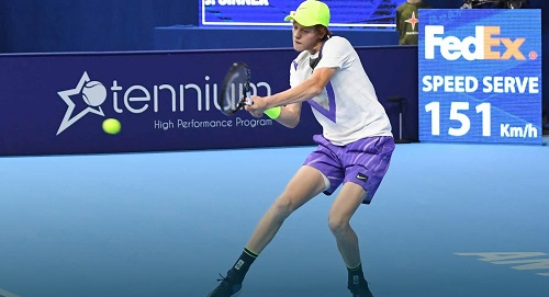 ATP Auckland: Sinner si arrende a Paire