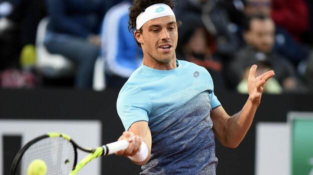 Tennis, ATP Umago: ecco dove vedere in TV l'esordio di Marco Cecchinato contro Aljaz Bedene