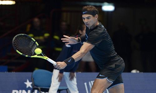 Tennis, Nadal dopo la sconfitta con Goffin: