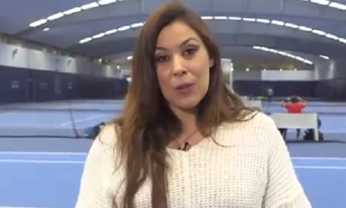 Tennis: Marion Bartoli torna in Wta. Video