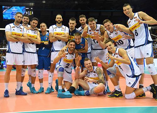 Volley, Mondiali: Italia alle Final Six, con la Russia è ko per 3-2