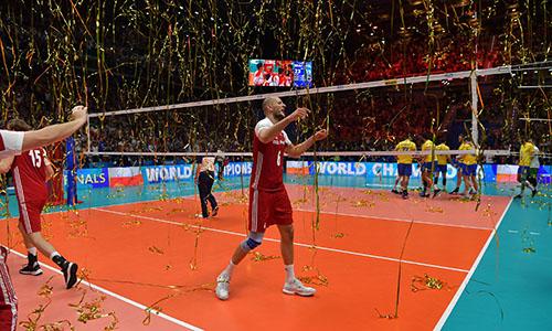 Mondiali volley, Polonia in trionfo. Brasile ko 3-0