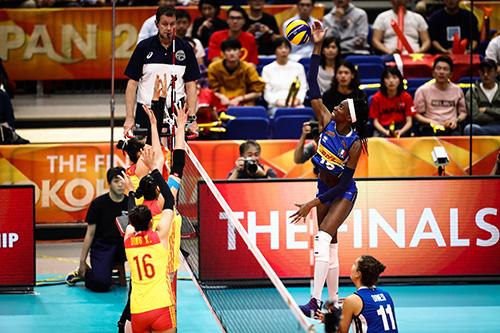 Mondiale volley femminile, l'Italia batte 3-2 la Cina e vola in finale contro la Serbia