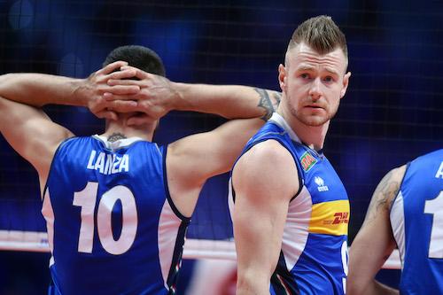 Mondiali Volley: Italia eliminata dalla Polonia
