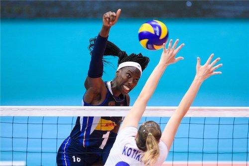 Mondiali Volley, Italia-Cina 3-1. Final six vicine