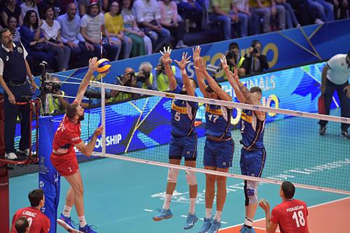 Mondiale volley, crollo Italia: la Serbia vince 3-0