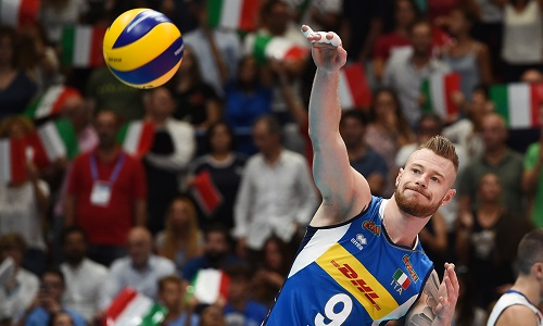 Volley, Italia fuori dal Mondiale. Blengini e Zaytsev:
