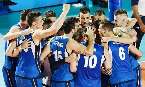 Volley, Mondiali: super Italia, Belgio travolto 3-0
