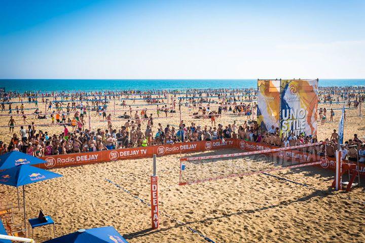 Mizuno Beach Volley Marathon, numeri da capogiro per l\'edizione di ...