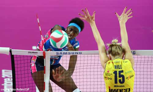 Volley: Supercoppa al Novara. Vittoria con brivido al tie-break