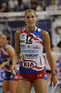 Volley, Francesca Piccicini ci ripensa: torna in campo a 41 anni