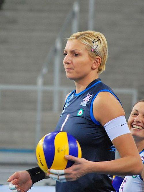 Lutto nel Volley, è morta Sara Anzanello: fu campionessa del Mondo nel 2002